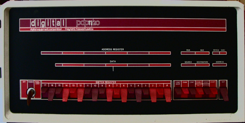 PDP-11/20 System and Exhibit
